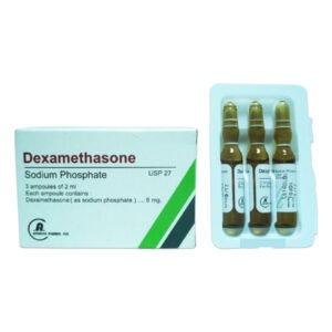 DEXAMETHASONE 3 AMP 1