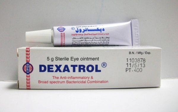 DEXATROL EYE OINTMENT 5GM