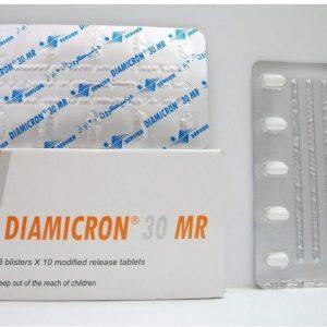 DIAMICRON 30 MR 30 TAB