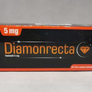 DIAMONRECTA 5MG 20TAB.