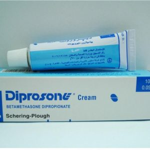 DIPROSONE 10GM CR.