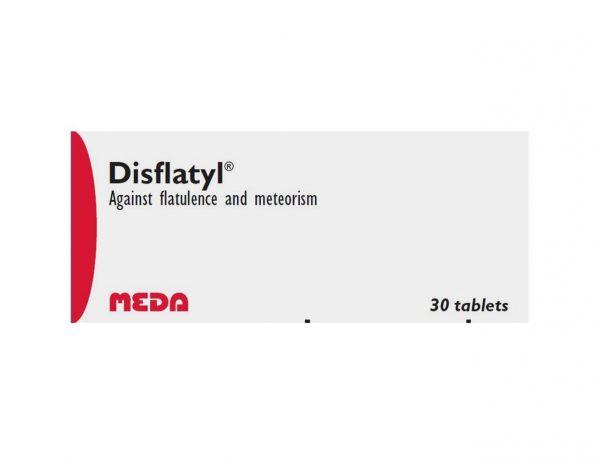 DISFLATYL 30 TAB