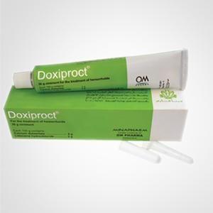 DOXIPROCT 30G OINTM