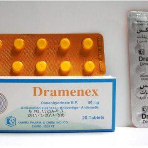 DRAMENEX 20 TAB