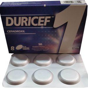 DURICEF 1G DIS.T.
