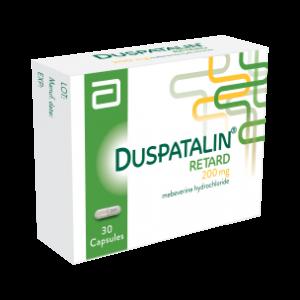 DUSPATALIN RET.200MG 30CAP.