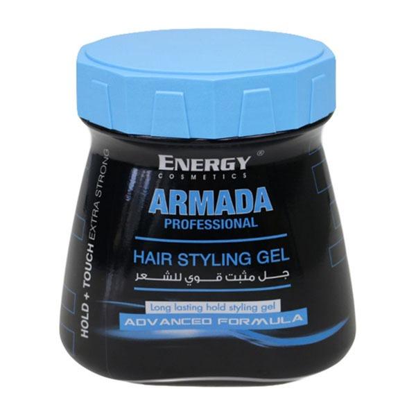 ENERGY ARMADA HAIR STYLING GEL BLUE 1000ML 1