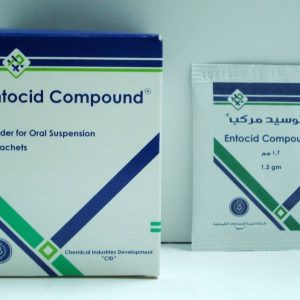 ENTOCID COMPOUND 15SACHTS