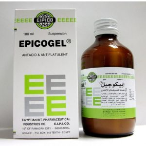 EPICOGEL 180ML SUSP