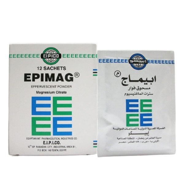 EPIMAG EFF. 12. 5 GM.