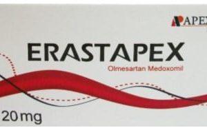 ERASTAPEX 20 MG 30 TAB