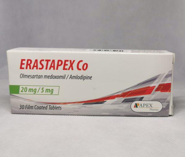 ERASTAPEX CO205MG 30TAB.