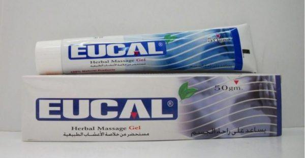 EUCAL GEL 50G