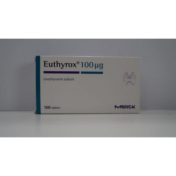 EUTHYROX 100UG 100TAB.