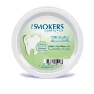 EVA SMOKERS WITH MENTHOL 45G 1