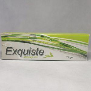 EXQUISTE MASSAGE GEL 60GM