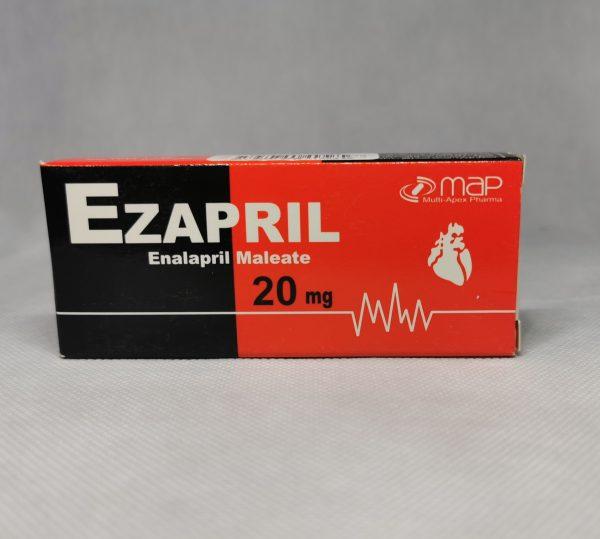 EZAPRIL 20MG 20TAB