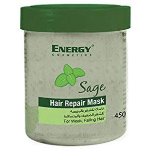 Energy hair repair mask sage 450ml