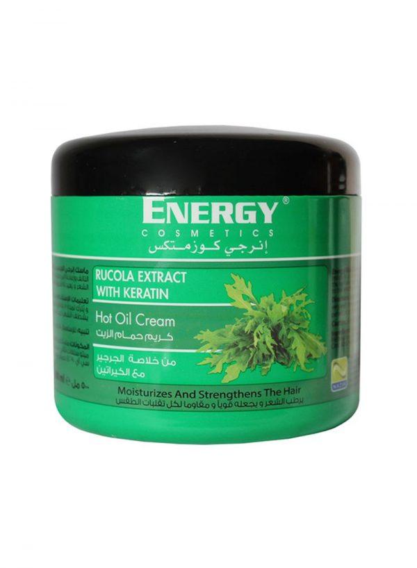 Energy hot oil tratment keratin rucola 500ml