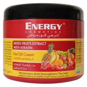 Energy hot oil treatment keartin mixed fruits 500ml