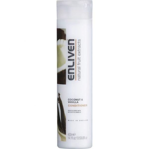 Enliven hair conditioner cocont amd vanilla 400ml