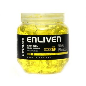 Enliven hair gel active care ultimate hold 250ml