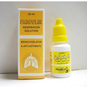 FARCOLINE SOLUTION FOR INH.