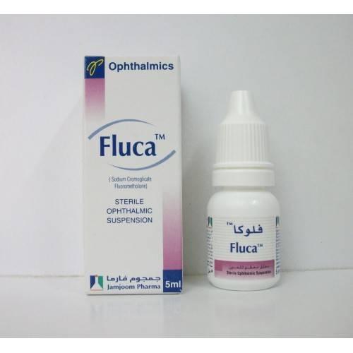 FLUCA EYE DROPS