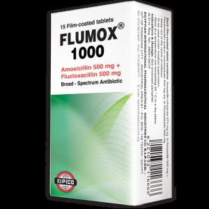 FLUMOX1000MG15CPS