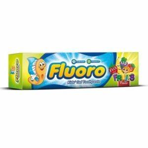 FLUORO KIDS GEL FRUITS FLAVOR 40G 1
