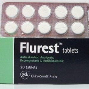 FLUREST 20 TAB