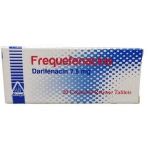 FREQUEFENACINE 7.5MG 20TAB. 1