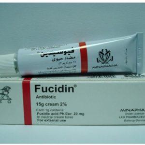 FUCIDIN 2 15GM CREAM.
