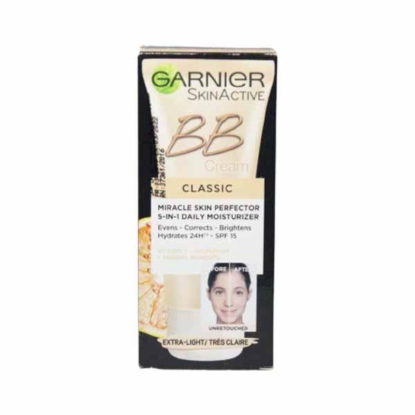 GARNIER B.B.CLASSIC CREAM EXTRA LIGHT 50GM. 1