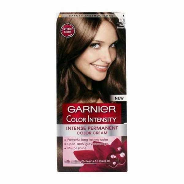 GARNIER COLOR INTENSITY DARK BLONDE 6.0 1