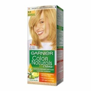 GARNIER COLOR NATURALS LIGHT GOLDEN BLONDE 9.3 1