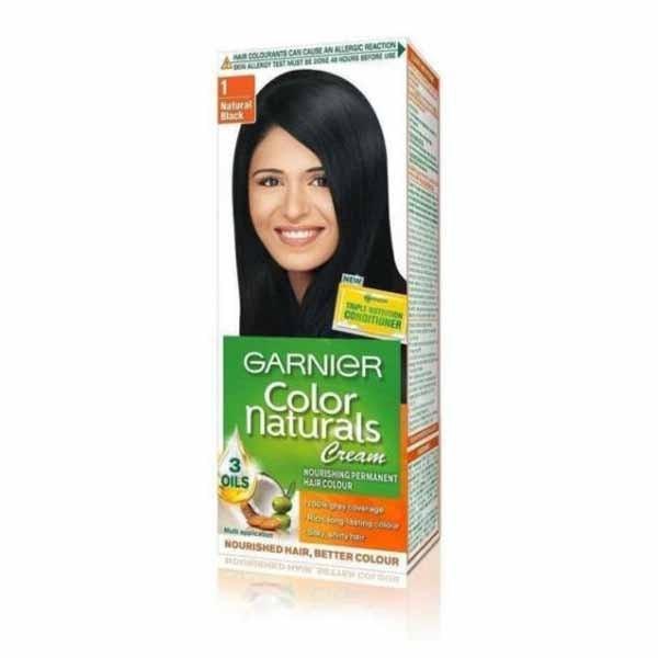 GARNIER COLOR NATURALS NATURAL BLACK 1