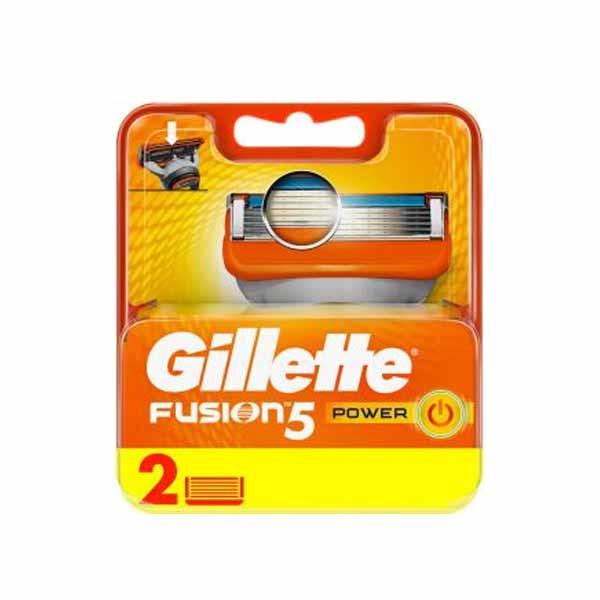 GILLETTE FUSION POWER 2 BLADES 1