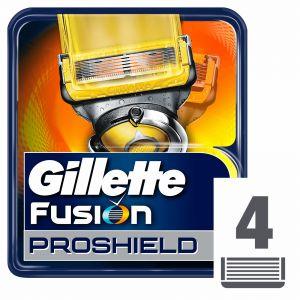GILLETTE FUSION PROSHIELD 4 Blades