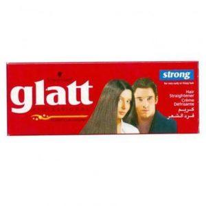 GLATT STRAIGHTENER HAIR CREAM STRONG 42GM