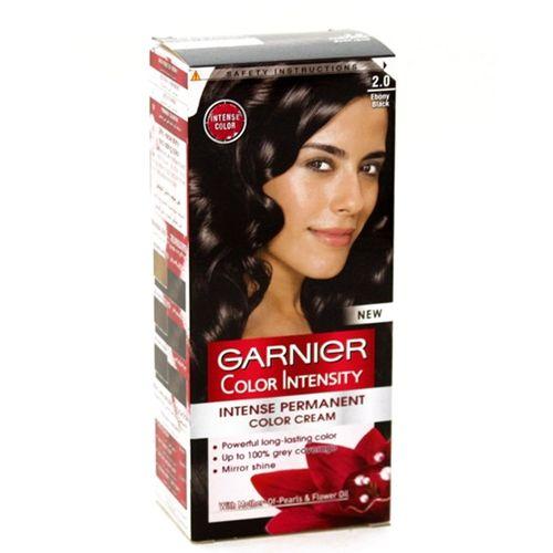 Garnier color naturals ebony black 2.0