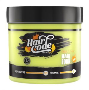 HAIR CODE HAIR FOOD WAX SOFTNESS 10 SHINE 8 150ML