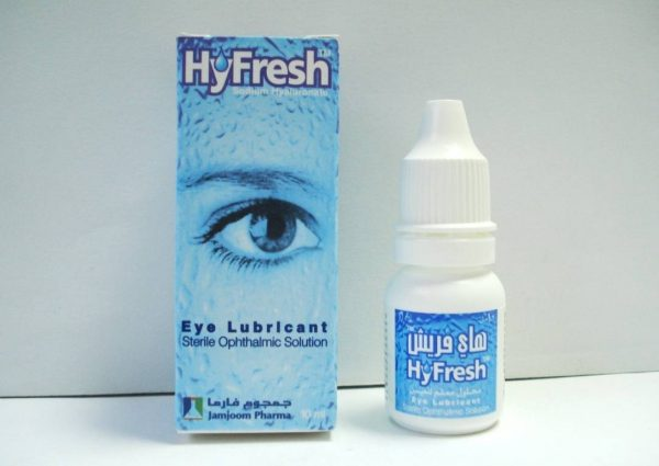 HYFRESH 10 ML EYE DROPS