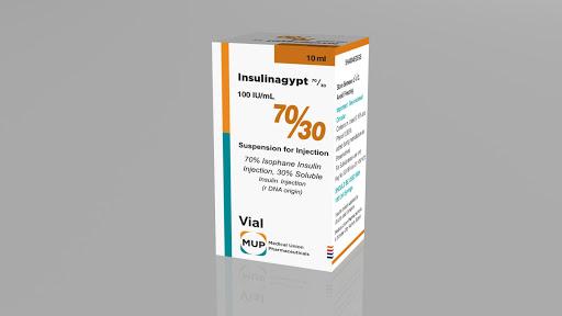 INSULINAGYPT 70 30 10ML