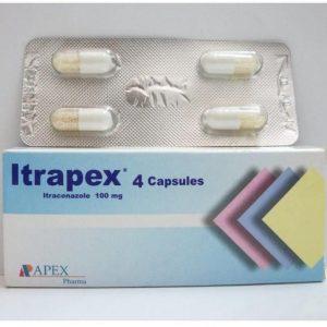 ITRAPEX 4 CAP