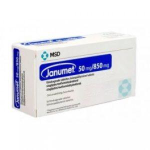 JANUMET 50 850MG 56TAB.