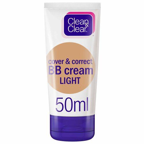 JJ CLEAN CLEAR BB CREAM LIGHT 50ML