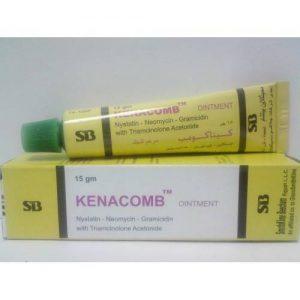KENACOMB 15GM OINT