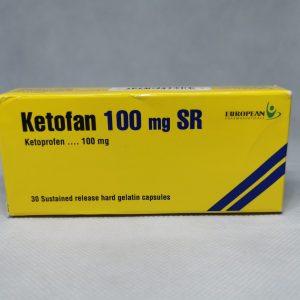 KETOFAN 100SR 30CAP. scaled