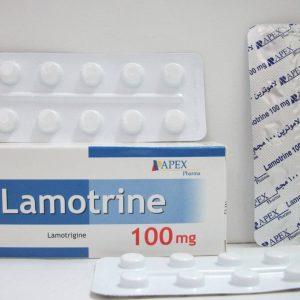 LAMOTRINE 100 MG 30 TAB